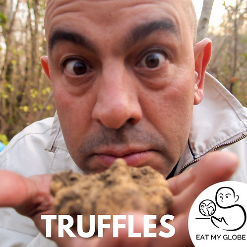 Truffles - EAT MY GLOBE by Simon Majumdar