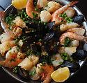Seafood Paella by Simon Majumdar