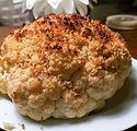 Roasted Cauliflower by Simon Majumdar
