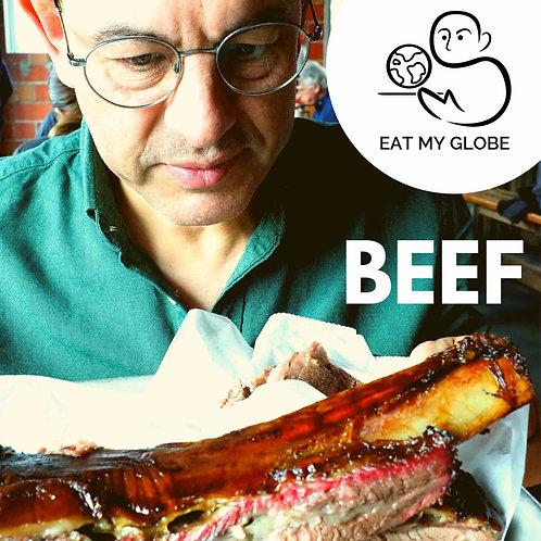 Season 2 - Beef Part I - EAT MY GLOBE by Simon Majumdar