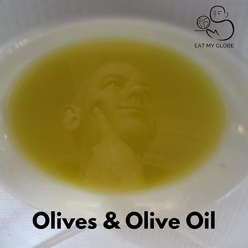 Olives & Olive Oil - EAT MY GLOBE by Simon Majumdar