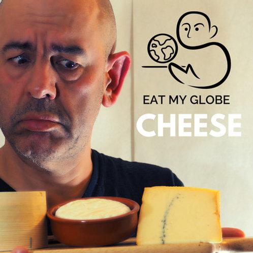 Season 2 Episode 2 - Cheese - EAT MY GLOBE by Simon Majumdar