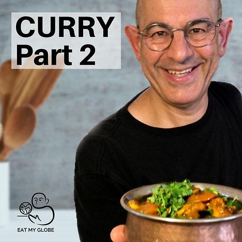 Curry Part II - EAT MY GLOBE by Simon Majumdar