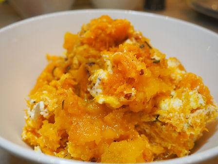 Simon Majumdar's Pureed Butternut Squash with Goat's Cheese recipe