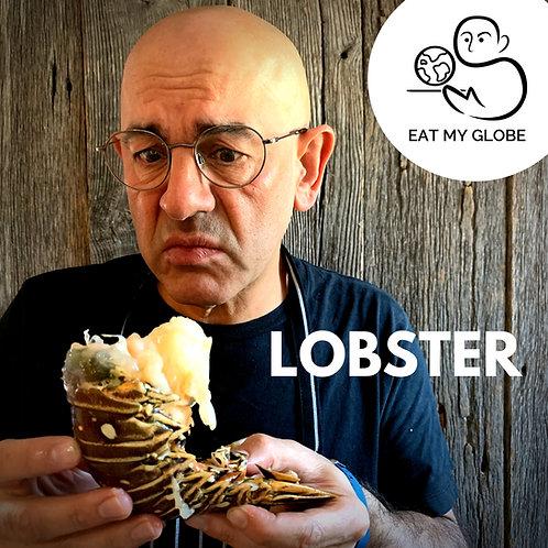 Lobster - EAT MY GLOBE by Simon Majumdar