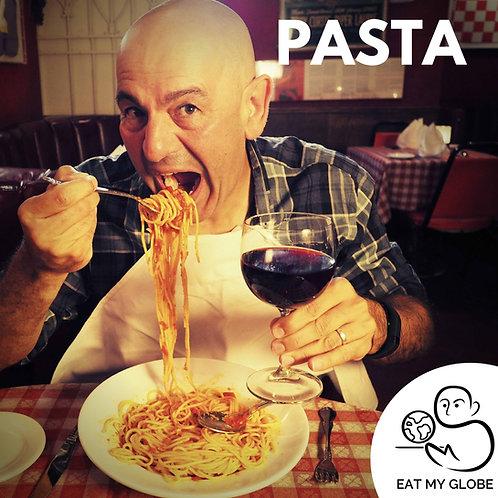 Pasta - EAT MY GLOBE by Simon Majumdar