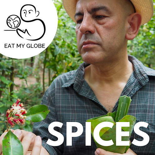 Spices and the Spice Trade - EAT MY GLOBE by Simon Majumdar