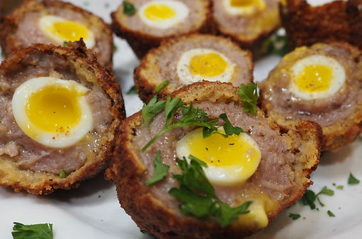 Simon Majumdar's Scotch Eggs