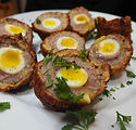 Quail Scotch Eggs by Simon Majumdar
