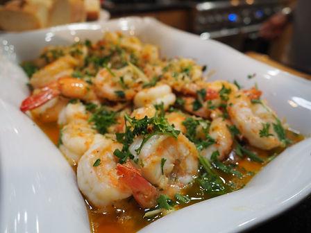Simon Majumdar's Gambas Pil Pil (Sizzling Spicy Shrimp) recipe