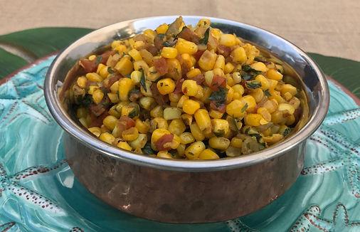 Simon Majumdar's Corn Masala
