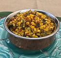 Corn Masala by Simon Majumdar
