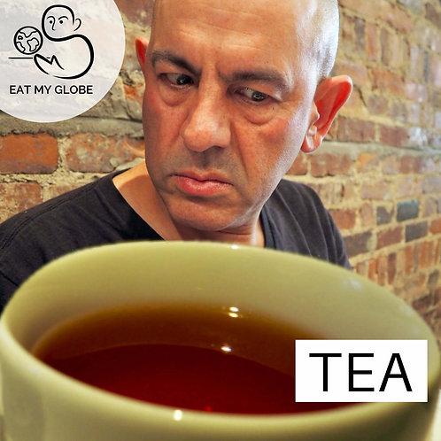 Episode 6 - Tea - EAT MY GLOBE by Simon Majumdar