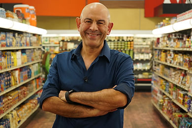 Simon Majumdar as seen on Guy's Grocery Games