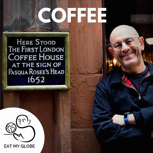 Coffee - EAT MY GLOBE by Simon Majumdar