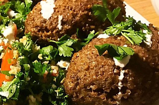 Simon Majumdar's Kibbeh Recipe