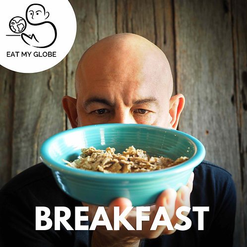 Breakfast Cereal - EAT MY GLOBE by Simon Majumdar