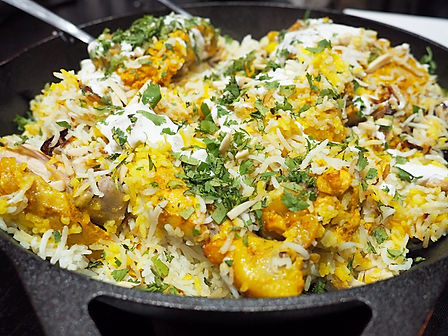 Simon Majumdar's Chicken Biryani recipe
