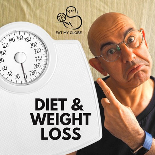Dieting & Weigh Loss - EAT MY GLOBE by Simon Majumdar
