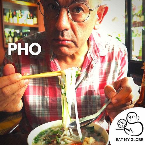 Pho - EAT MY GLOBE by Simon Majumdar