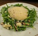 Poached Pear Salad by Simon Majumdar