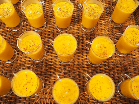 Simon Majumdar's Fall Squash Chowder Recipe