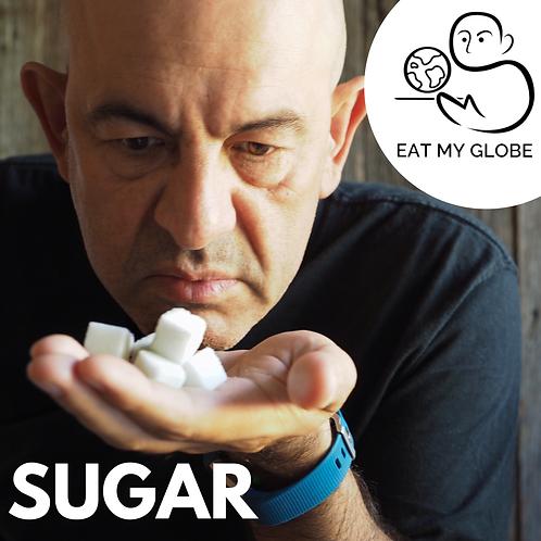 Sugar - EAT MY GLOBE by Simon Majumdar