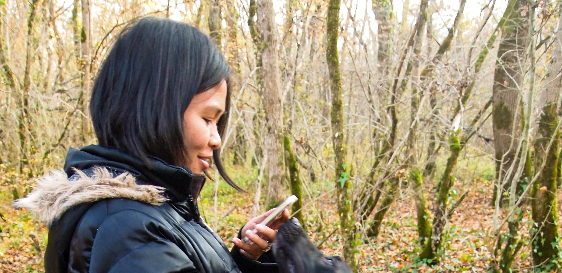 White Truffle Hunting with Simon Majumdar
