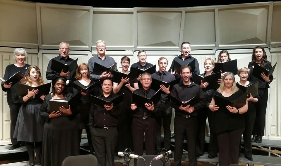 Arpeggio Classical Choir
