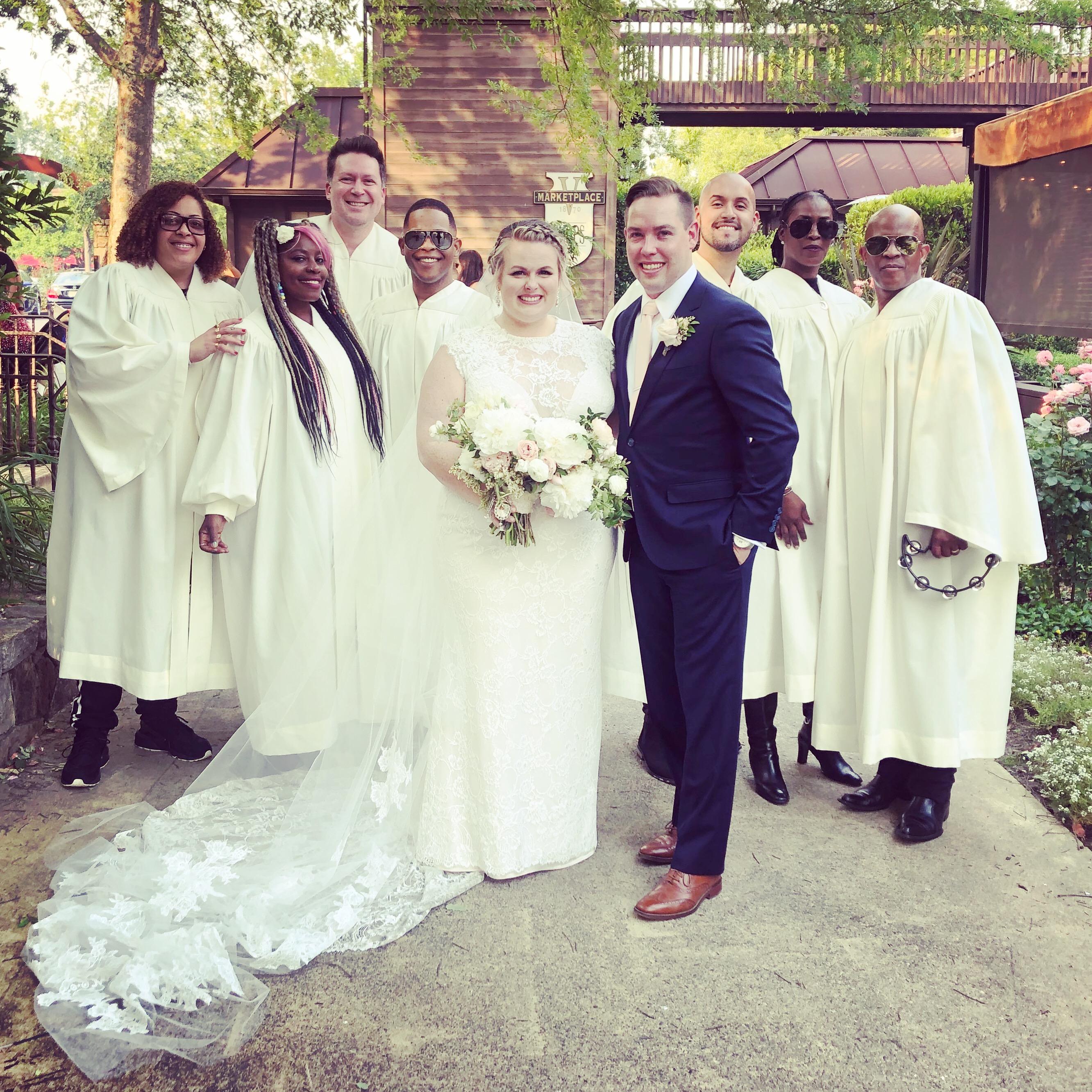 RAISE Wedding Napa 6-8-19
