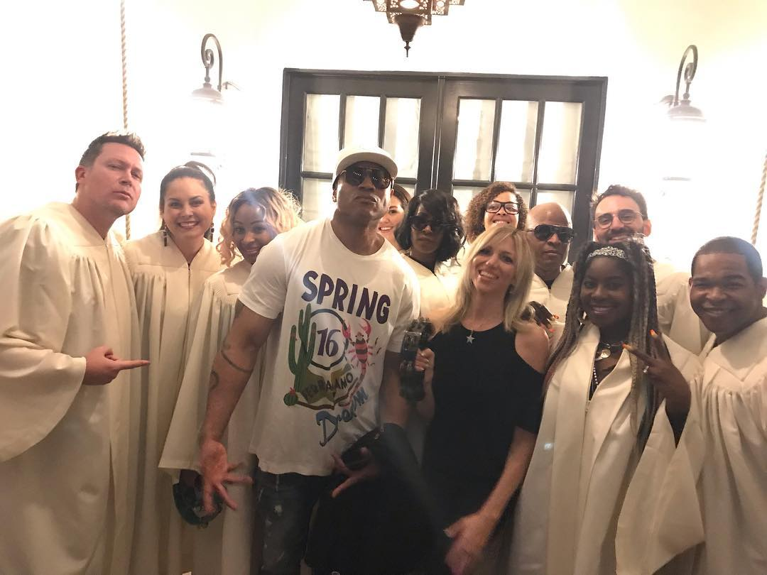 RAISE with LLCoolJ and Debbie Gibson