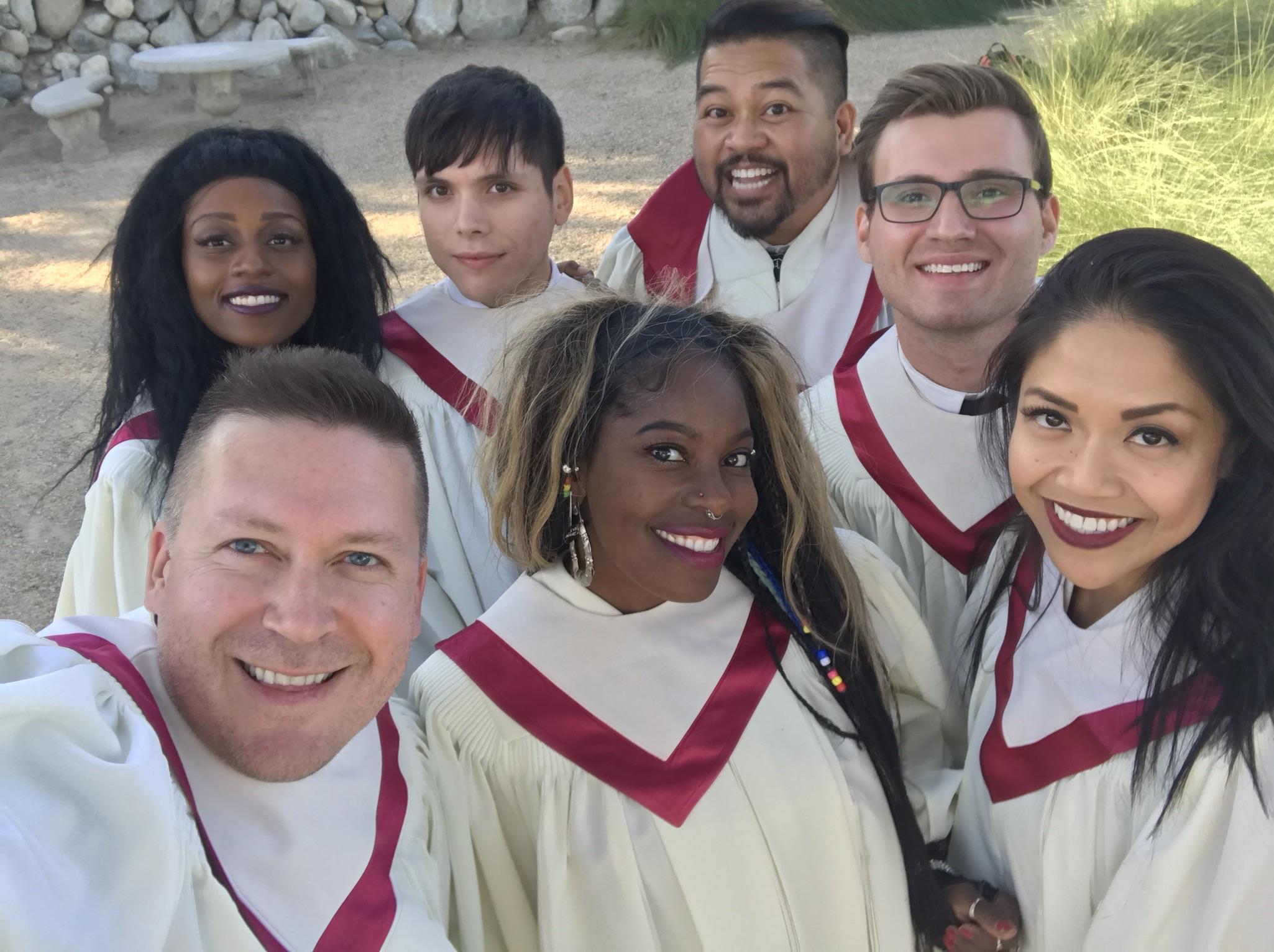 RAISE Gospel-Pop-R&B Choir
