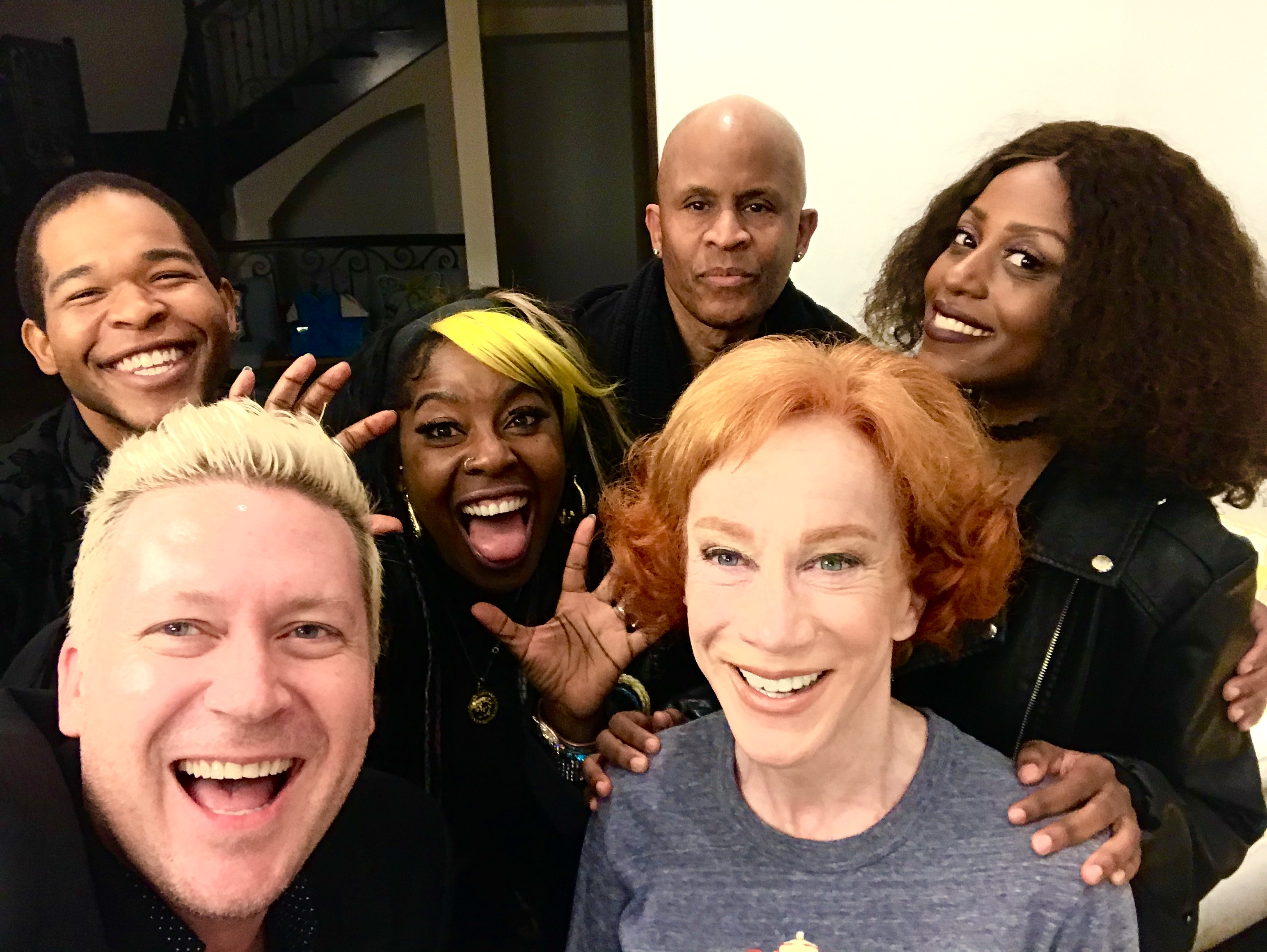 RAISE at Kathy Griffin's Surprise