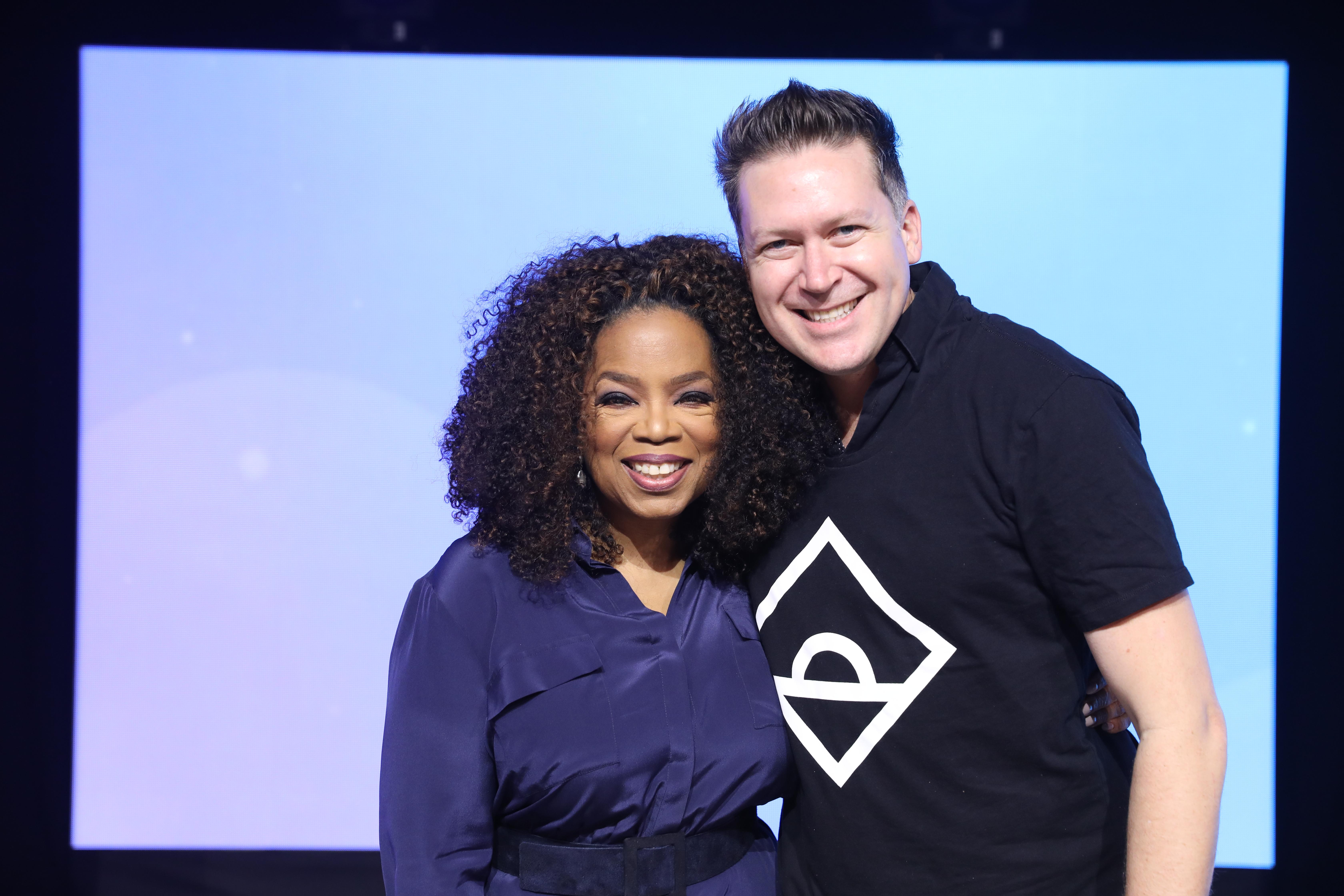 Oprah w CW