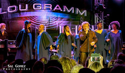 Lou Gramm Concert Banner