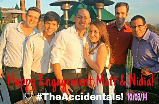 Singing Engagement Proposal MattLidia