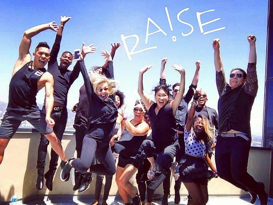 RAISE at BMG, Los Angeles