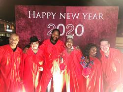 Happy New Year 2020 - RAISE