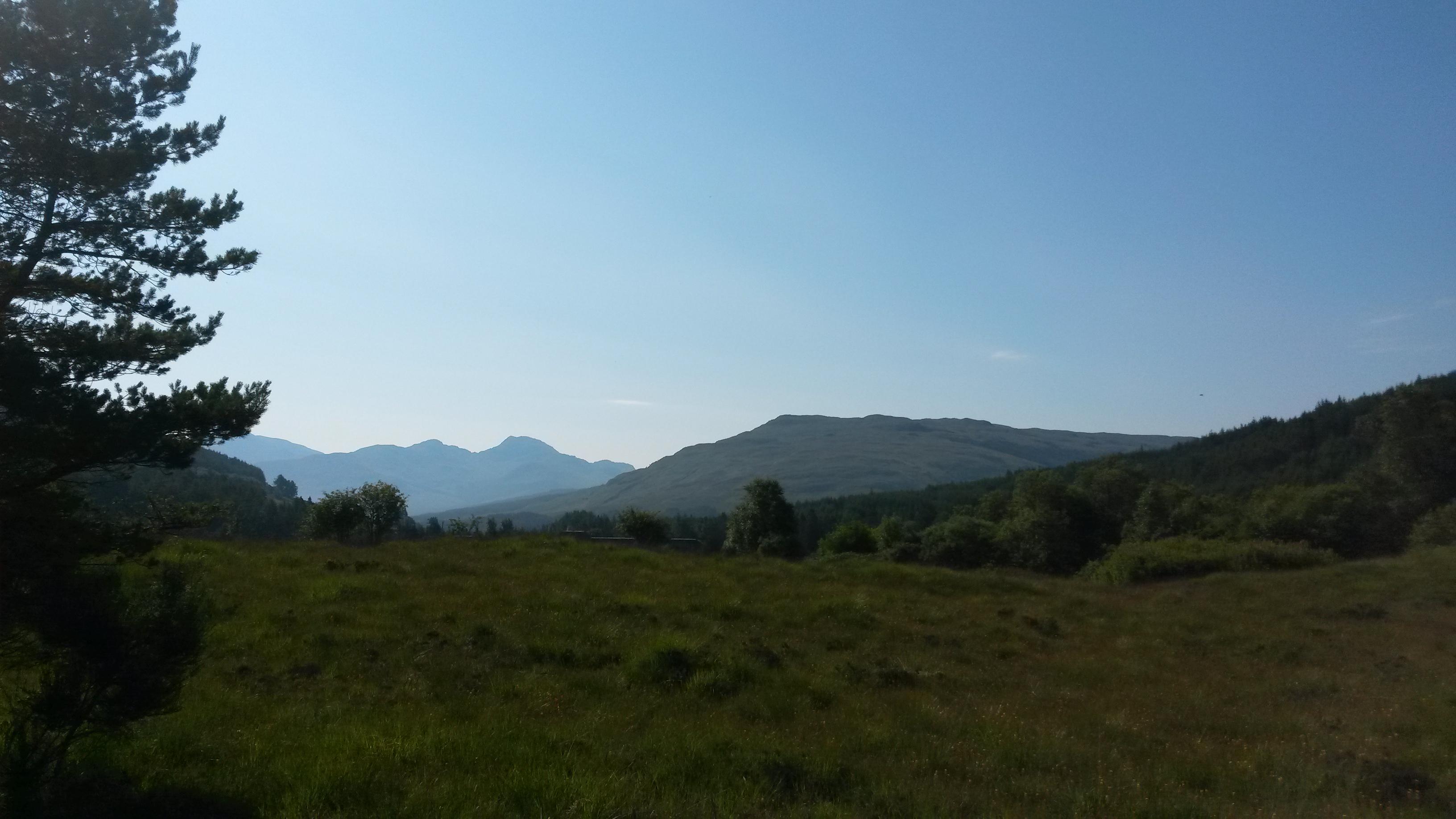 Tyndrum Hills