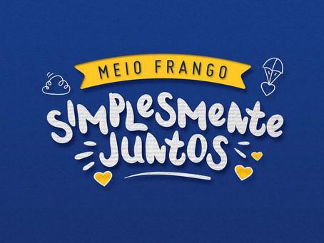 Meio Frango Simplesmente Juntos
