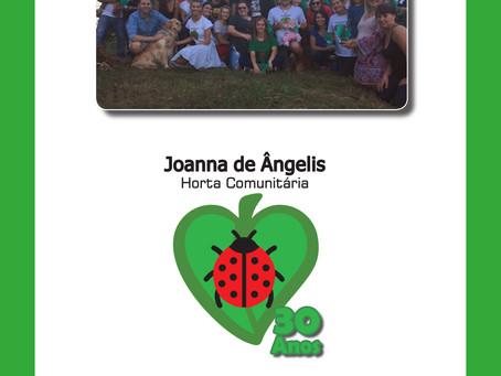 Relatório 2019 de Atividades da horta ganha inédita versão em inglês