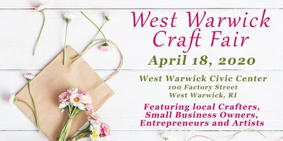 West Warwick Craft Fair