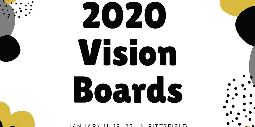 2020 Vision Boards