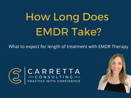 How Long Does EMDR Take?