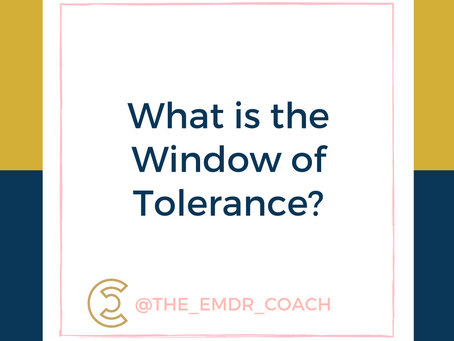 What is the Window of Tolerance?