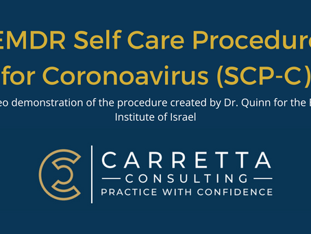 How to Use the EMDR Self Care Protocol for Coronavirus