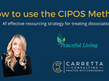 How to Use the CIPOS Method in EMDR Therapy