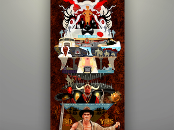 """""""Indiana Jones and the Temple of Doom 30th Anniversary Series"""""""