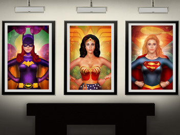 """NEW for 2015: """"The Women of Truth and Justice Series!"""""""