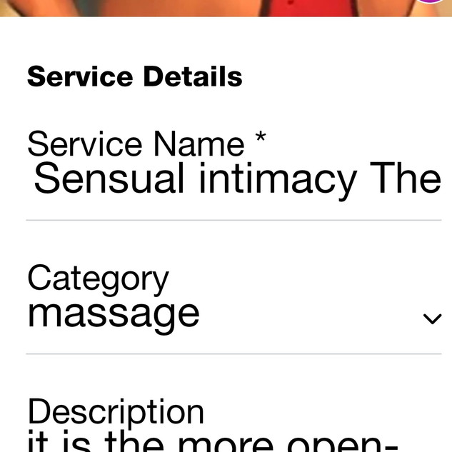 sensual therapy massage